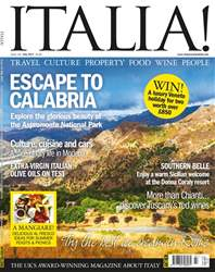 Italia! issue July 2017