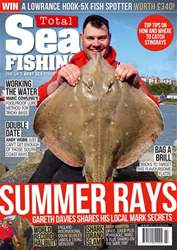 Total Sea Fishing issue July 2017