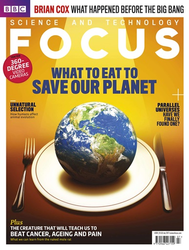 BBC Focus Magazine Digital Issue