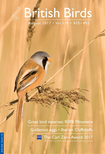 British Birds Digital Issue