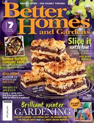 Better Homes and Gardens Australia issue August 2017