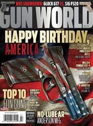 Gun World issue July 2017