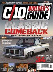 Street Trucks issue C10 BG-Fall 2017