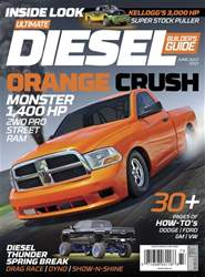 Ultimate Diesel Builders Guide issue Jun/Jul 2017