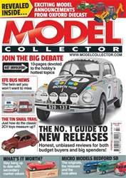 Model Collector issue July 2017