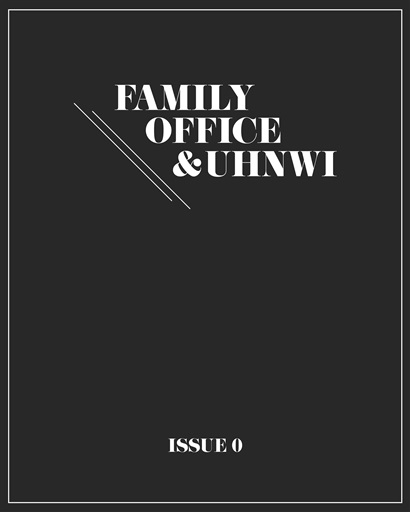Family Office & UHNWI Preview