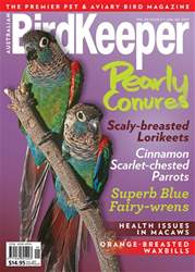 BirdKeeper Vol 30 Iss 9 issue BirdKeeper Vol 30 Iss 9