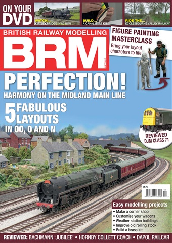 British Railway Modelling Preview 1