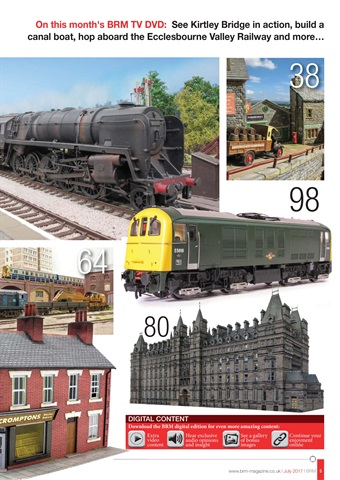 British Railway Modelling Preview 5