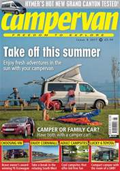 Take off this summer – Campervan Issue 8 issue Take off this summer – Campervan Issue 8