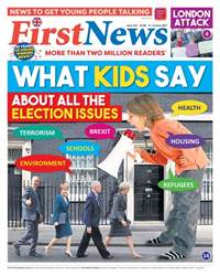 First News Issue 573 issue First News Issue 573