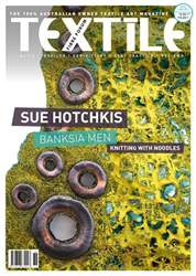 Textile Fibre Forum Issue 126 issue Textile Fibre Forum Issue 126