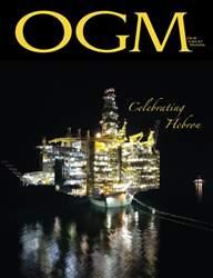 The OGM Magazine Cover