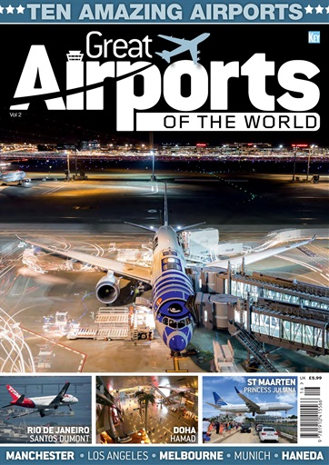 Airports of the World Preview