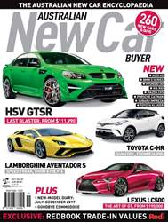 Australian New Car Buyer issue June Issue#49 2017