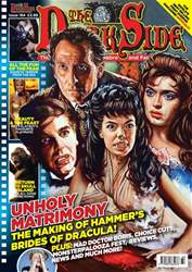 Issue 184: Unholy Matrimony! issue Issue 184: Unholy Matrimony!