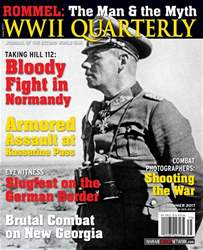 WWII Quarterly issue Summer 2017