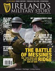 Ireland's Military Story issue Ireland's Military Story