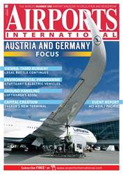 Airports International issue June 2017