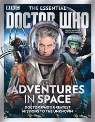 The Essential Doctor Who: Adventures in Space issue The Essential Doctor Who: Adventures in Space