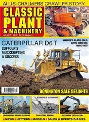 Vol. 15 No. 8 Allis-Chalmers Crawler Story issue Vol. 15 No. 8 Allis-Chalmers Crawler Story