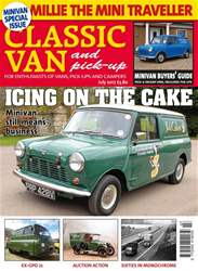 Classic Van & Pick-up issue Vol. 17 No. 8: Icing on the cake