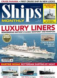 No. 632 Luxury Liners issue No. 632 Luxury Liners
