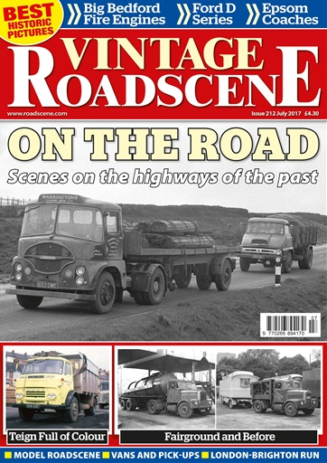 Vintage Roadscene Preview
