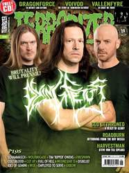 Terrorizer 282 issue Terrorizer 282
