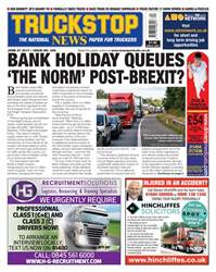 Issue no. 396 - Bank Holiday Queues 'The Norm' Post-Brexit issue Issue no. 396 - Bank Holiday Queues 'The Norm' Post-Brexit