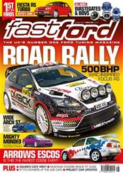 Fast Ford issue No. 385: Road Rally