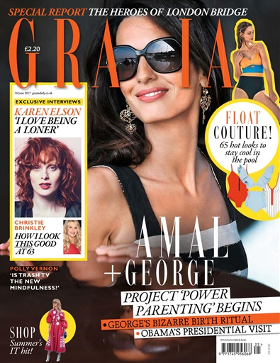 Grazia Preview
