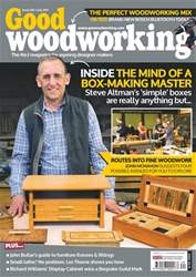 Good Woodworking issue July 2017