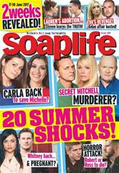Soaplife issue 17th June 2017