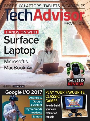 Tech Advisor Preview