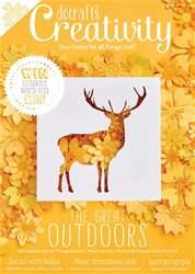 docrafts® Creativity Magazine Cover