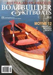 Australian Amateur Boat Builder issue July/Aug/Sep 2017
