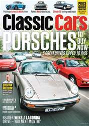 Classic Cars issue August 2017