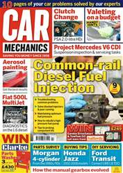 Car Mechanics Magazine Cover