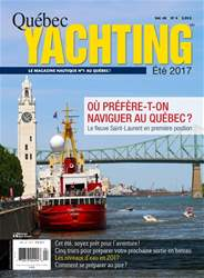 Quebec Yachting issue Été 2017