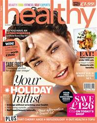 Healthy Magazine Magazine Cover