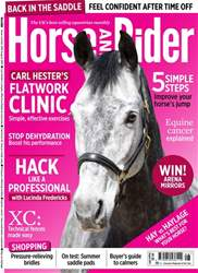 Horse&Rider Magazine – August 2017 issue Horse&Rider Magazine – August 2017