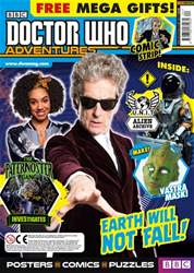 Doctor Who Adventures Magazine issue DWA 24