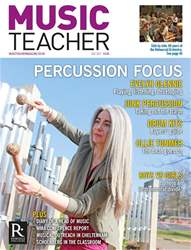 Music Teacher issue July 2017