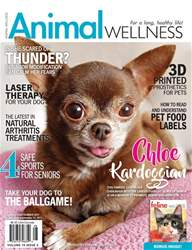 Animal Wellness issue Aug/Sep