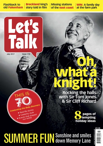 Let's Talk Preview