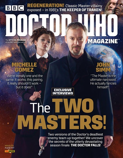 Doctor Who Magazine -Lot of 28