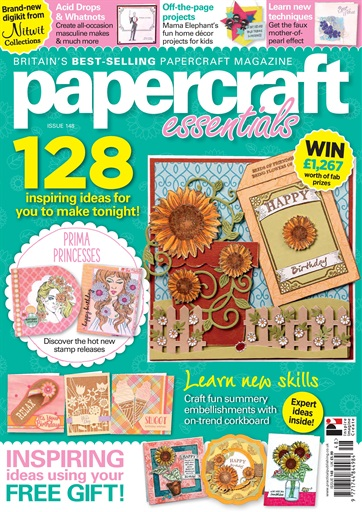 Papercraft Essentials Digital Issue