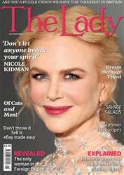The Lady issue 23rd June