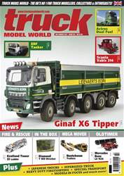 Truck Model World issue July August 2017